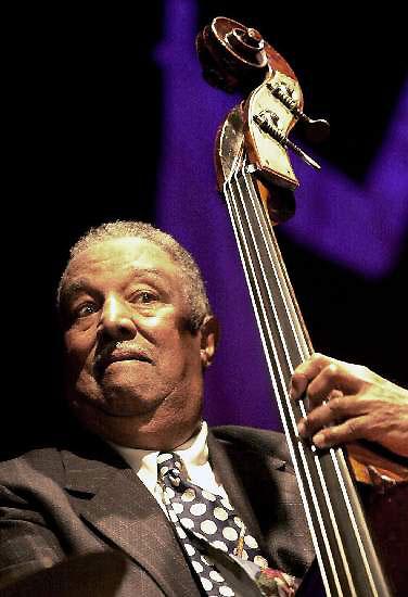 Ray Brown contrebassiste jazz
